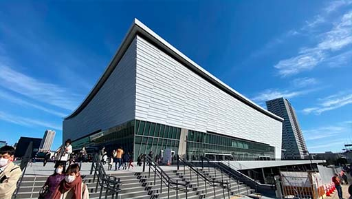 Ariake Arena - Tokyo 2020 Volleyball Venue