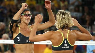 Olympic Games Women's Beach Volleyball